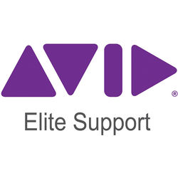 Avid Technologies Avid Elite Support for Media Composer 8 Perpetual (1-Year Renewal, Download)