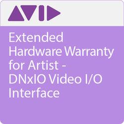 Avid Extended Hardware Warranty for Artist | DNxIO Video I/O Interface