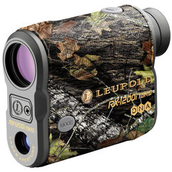 Leupold RX-1200i TBRW with DNA Digital 6x22 Laser Rangefinder (Mossy Oak Infinity)