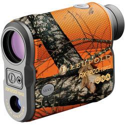 Leupold 6x22 Laser RX-1200i TBR/W Laser Rangefinder (Orange Camo)