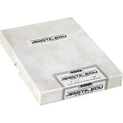 """Arista EDU Ultra 100 Black and White Negative Film (8 x 10"""", 50 Sheets)"""