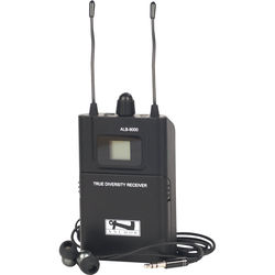 Anchor Audio ALB-9000 Beltpack Receiver for Assistive Listening (902 - 928 MHz)
