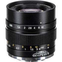 Mitakon Zhongyi Speedmaster 35mm f/0.95 Mark II Lens for Fujifilm X (Black)