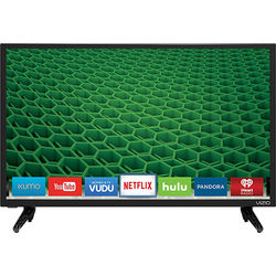 "VIZIO D-Series D24-D1 24"" Class 1080p Smart LED TV"