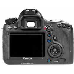 Phantom Glass LCD Screen Protector for Canon EOS 6D
