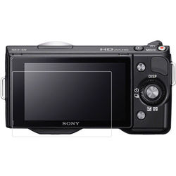 Phantom Glass LCD Screen Protector for Sony NEX-5N, NEX-5C, a3000, a5000, a6000, and a6300