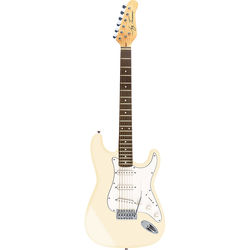 Jay Turser JT-300 300 Series Electric Guitar (Ivory)