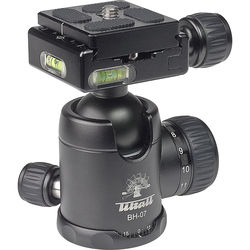 Tiltall Tripod BH-07 Ball Head for Viewfinder and CSC & DSLR Cameras
