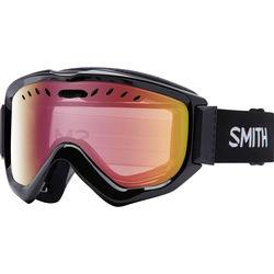 Smith Optics Knowledge OTG Snow Goggle (Black Frame, Red Sensor Mirror Lens)