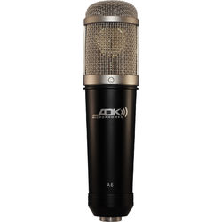 ADK MICROPHONES Studio-A6 Cardioid Class-A Microphone
