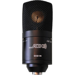 ADK MICROPHONES Odin Cardioid Condenser Microphone with Mount