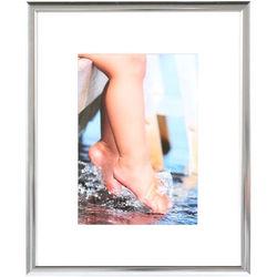"Nielsen & Bainbridge Artcare Studio Frame (8 x 10"", Silver)"