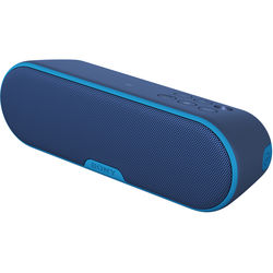 Sony SRS-XB2 Portable Bluetooth Wireless Speaker (Blue)