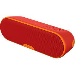 Sony SRS-XB2 Portable Bluetooth Wireless Speaker (Red)