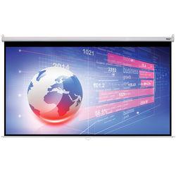 "HamiltonBuhl WS-W74131 74 x 131"" Manual Projection Screen"