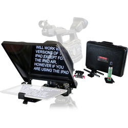 Telmax Rail-A-Prompter iPad/Tablet Teleprompter
