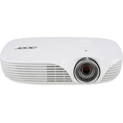 Acer K138ST Portable WXGA LED Projector (White)