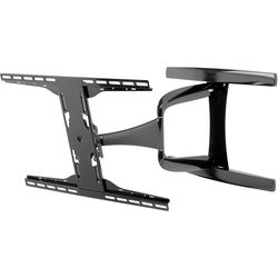 "Peerless-AV Designer Series Universal Ultra Slim Articulating Wall Mount for 37"" to 65"" Ultra-Thin Display"