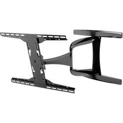 "Peerless-AV Designer Series Universal Ultra Slim Articulating Wall Mount for 37"" to 65"" Ultra-Thin Display"