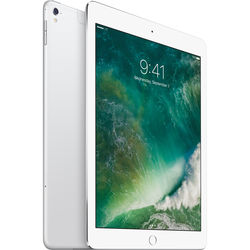 "Apple 9.7"" iPad Pro (128GB, Wi-Fi + 4G LTE, Silver)"