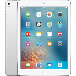 "Apple 9.7"" iPad Pro (256GB, Wi-Fi + 4G LTE, Silver)"