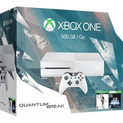 Microsoft Special Edition Quantum Break Bundle (Cirrus White)