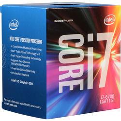 Intel Core i7-6700 3.4 GHz Quad-Core Processor