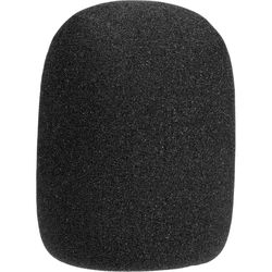 Electro-Voice Foam Windscreen (Black)