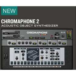 Applied Acoustics Systems Chromaphone 2 - Acoustic Object Synthesizer (Download)