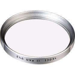 Leica E46 UVa II Filter (Silver)