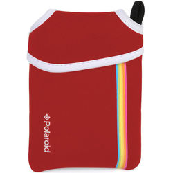 Polaroid Neoprene Pouch for Snap Instant Camera (Red)
