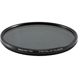 Singh-Ray 105mm Thin LB (Lighter, Brighter) Neutral Circular Polarizer Filter