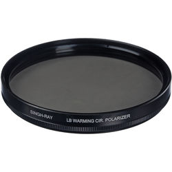 Singh-Ray 95mm LB (Lighter, Brighter) Warming Circular Polarizer Filter