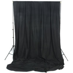 Impact Background Support Kit - 10 x 12' (Black)