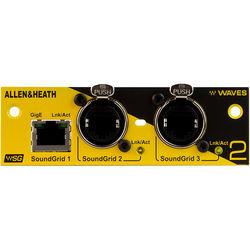 Allen & Heath M-WAVES V2 Audio Networking Card/Software