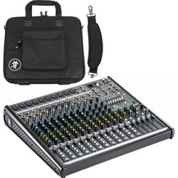 Mackie ProFX16v2 Mixer Kit with Padded Bag