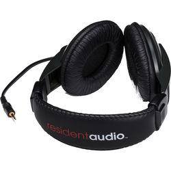Resident Audio R100 Stereo Headphones (Black)