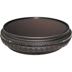Tiffen 138mm Variable ND in Matte Box Mountable Rubber Donut for 143mm Openings