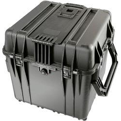 Pelican 0340 Cube Case without Foam (Black)