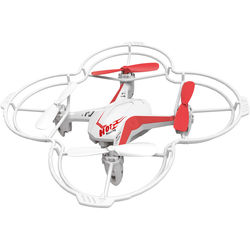 Riviera RC Voice Control Quadcopter (White)