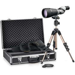 Leupold SX-2 Kenai 2 25-60x80 HD Spotting Scope Kit (Straight Viewing)