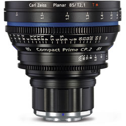 Zeiss Compact Prime CP.2 85mm f /2.1 FT MFT Mount Lens