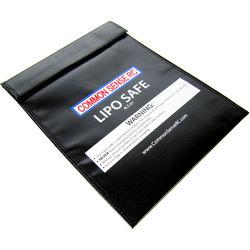 "Common Sense RC  LiPo Safe Charging/Storage Bag (9 x 12"")"