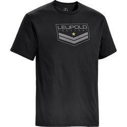 Leupold Tact Badge Logo T-Shirt (Black, XXL)
