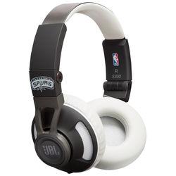 JBL Synchros S300 NBA Edition On-Ear Headphones (San Antonio Spurs)