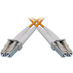 CS Electronics 150' (45.7 m) LC to LC 2Gbps Fiber Optic Cable