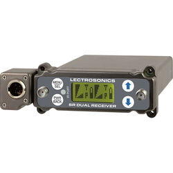 Lectrosonics SRc5P Dual-Channel Slot-Mount ENG Receivers (B1: 537.600 to 614.375 MHz)