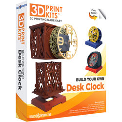 Legacy Interactive 3D Print Kits: Build Your Own Desk Clock