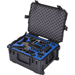 Go Professional Cases Wheeled Hard Case V2 for Q500 Typhoon Quadcopter