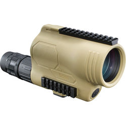 Bushnell Legend T-Series 15-45x60 Tactical Spotting Scope (Straight Viewing, Mil-Hash Reticle)